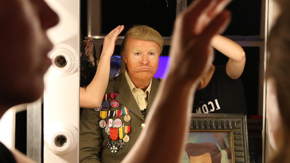 Raúl Pérez es Donald Trump