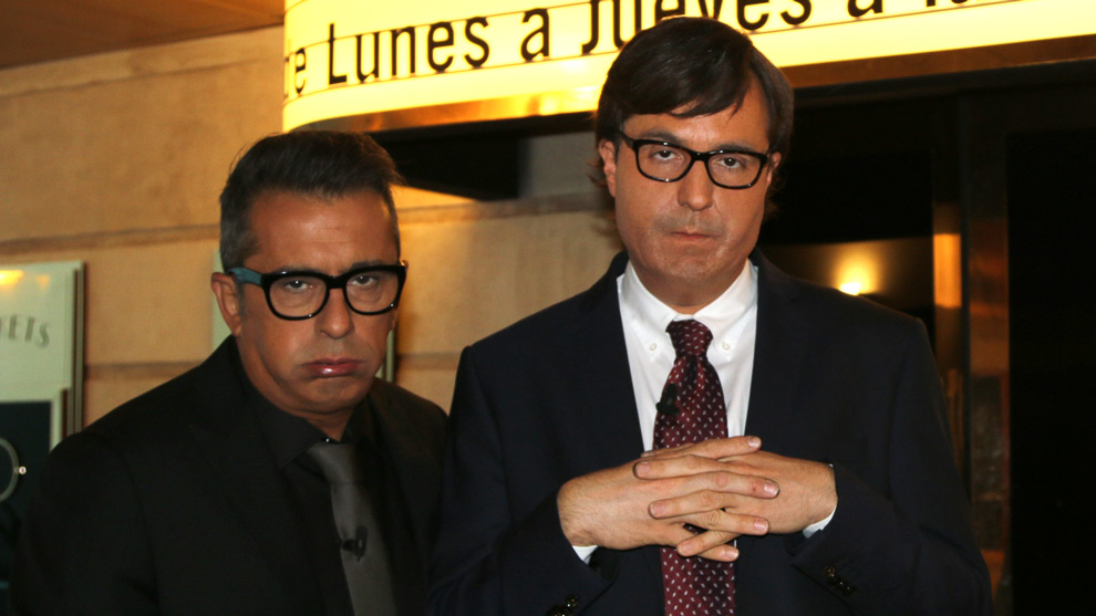 Andreu Buenafuente y Raúl Pérez