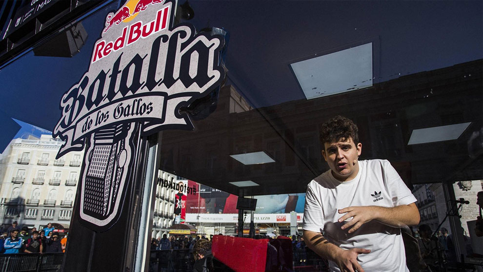 Arkano y Red Bull