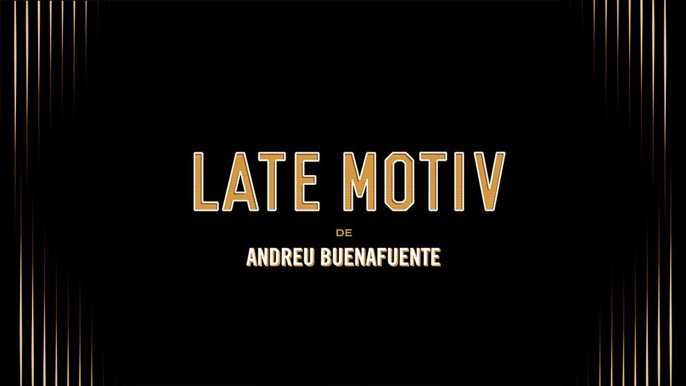 LATE MOTIV - Logo