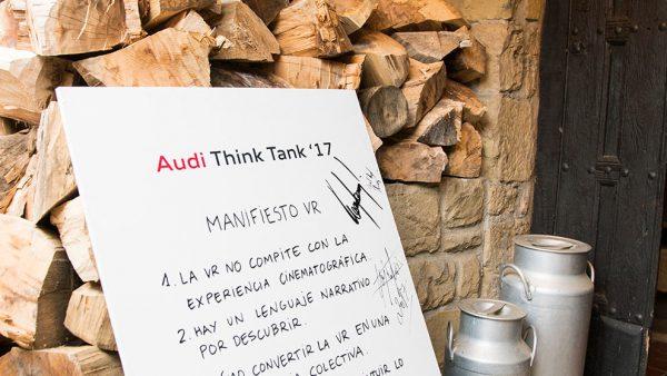 Audi Think Tank 2017