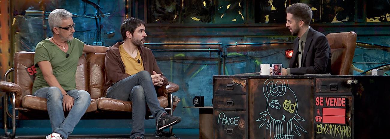 'Dos', Juanra Bonet y David Fernández