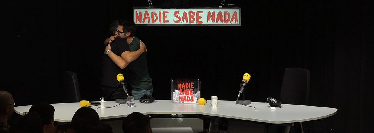 'Nadie Sabe Nada' (7x03): Vamos a ir verse a un derrotao - EL TERRAT