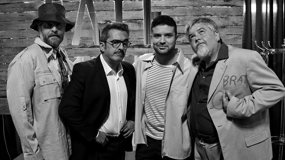 LATE MOTIV: Miguel Maldonado, Andreu Buenafuente y Javier Coronas