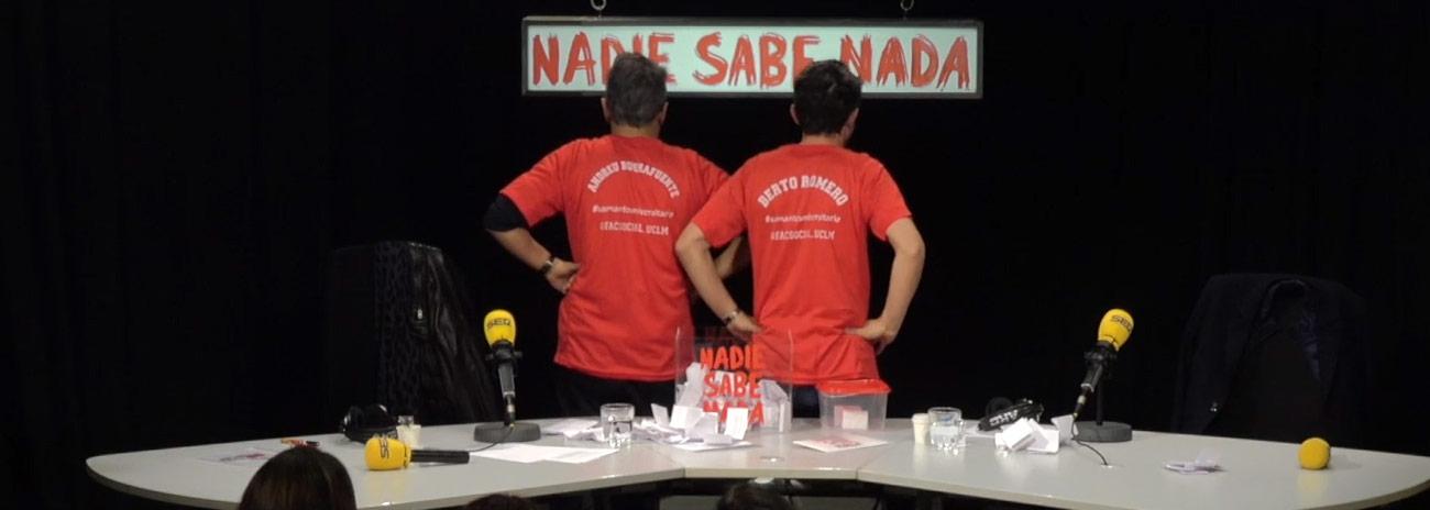 'Nadie Sabe Nada' (7x14): El ciberataque del Ratoncito Pérez y las toallitas húmedas al planeta Tierra - EL TERRAT