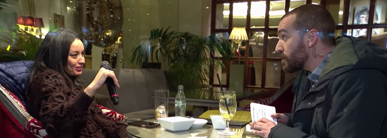 Carmen Arrufat, nominada en los Premios Goya, en 'La Resistencia'
