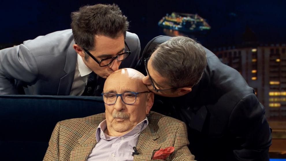 LATE MOTIV: Berto Romero. Godoy y Andreu Buenafuente