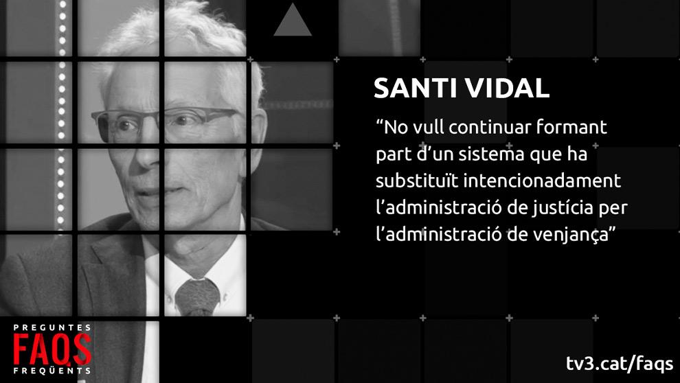 'Preguntes Freqüents': Entrevista a Artur Junqueras, el nou govern amb José Zaragoza i el jutge Santi Vidal