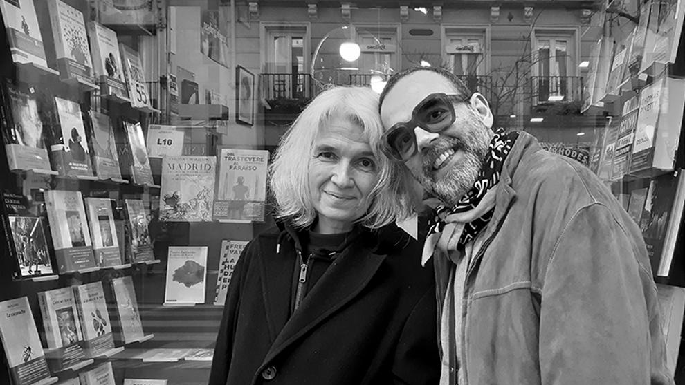 BOBCAST: Belén Gopegui y Bob Pop