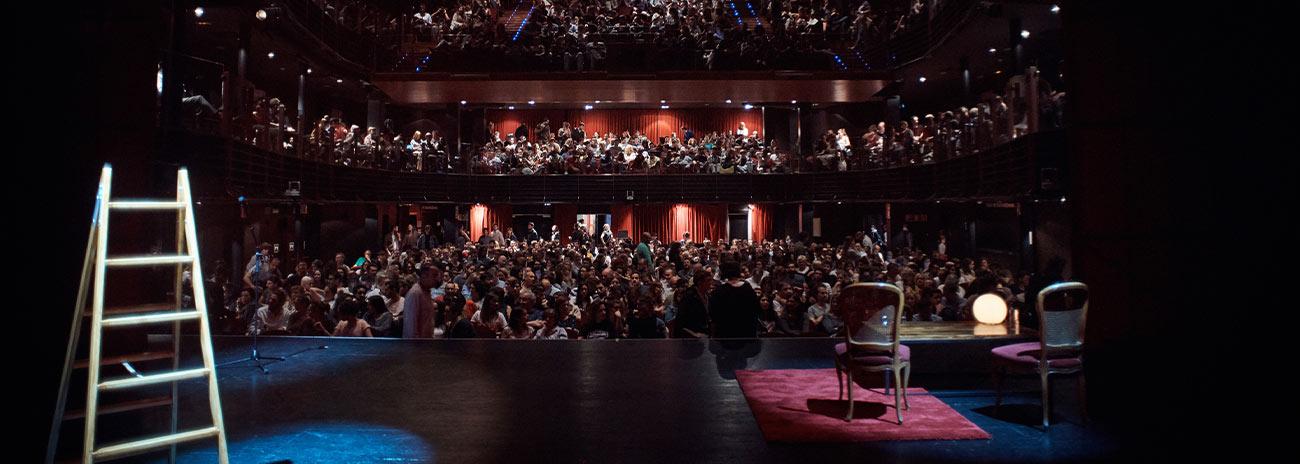Al teatro con EL TERRAT - EL TERRAT