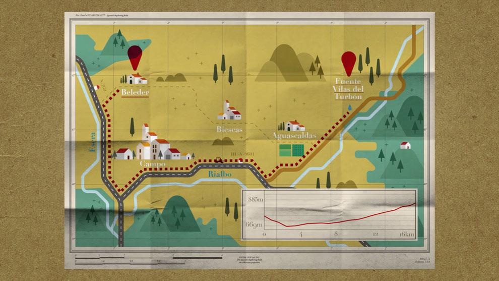 ENTRE OVEJAS - Mapa 1x01