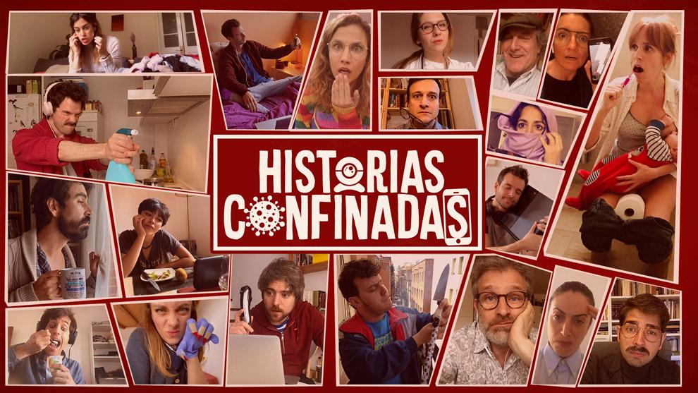 HISTORIAS CONFINADAS, la película
