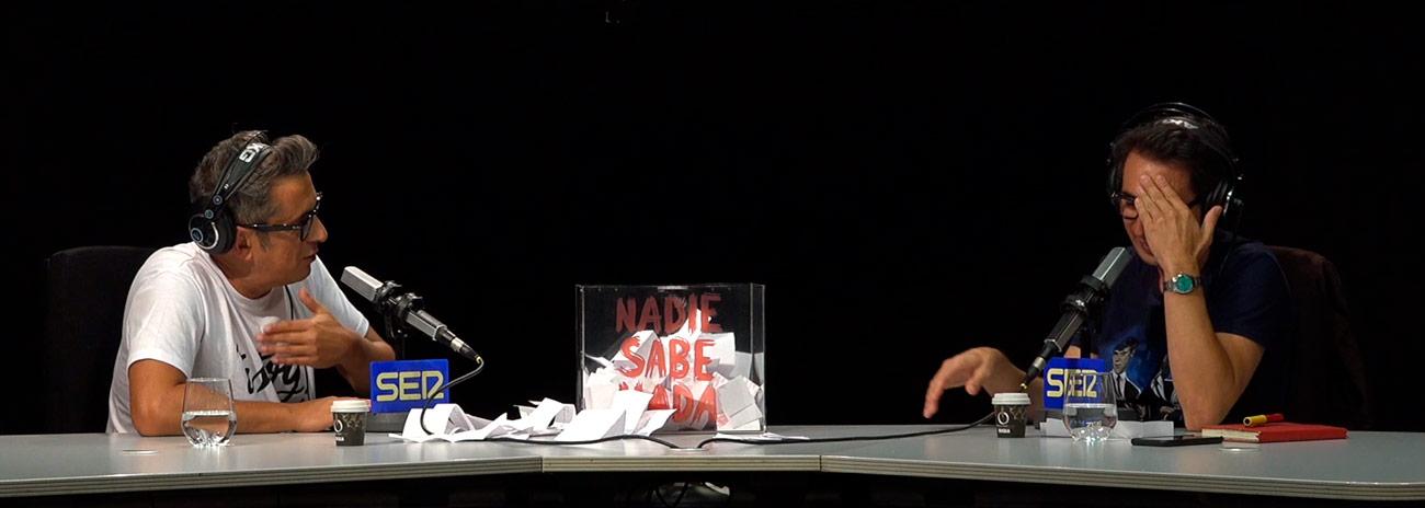 Ferran Adrià sorprende a Andreu Buenafuente en 'Late Motiv' - EL TERRAT