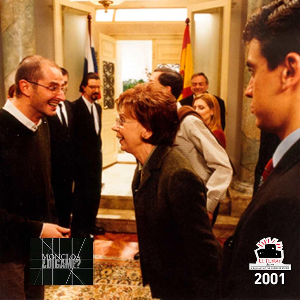 EL TERRAT 30 anys