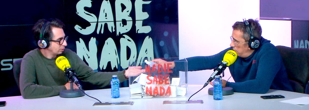 'Nadie Sabe Nada' (8x26): With a little gel from my friends - EL TERRAT