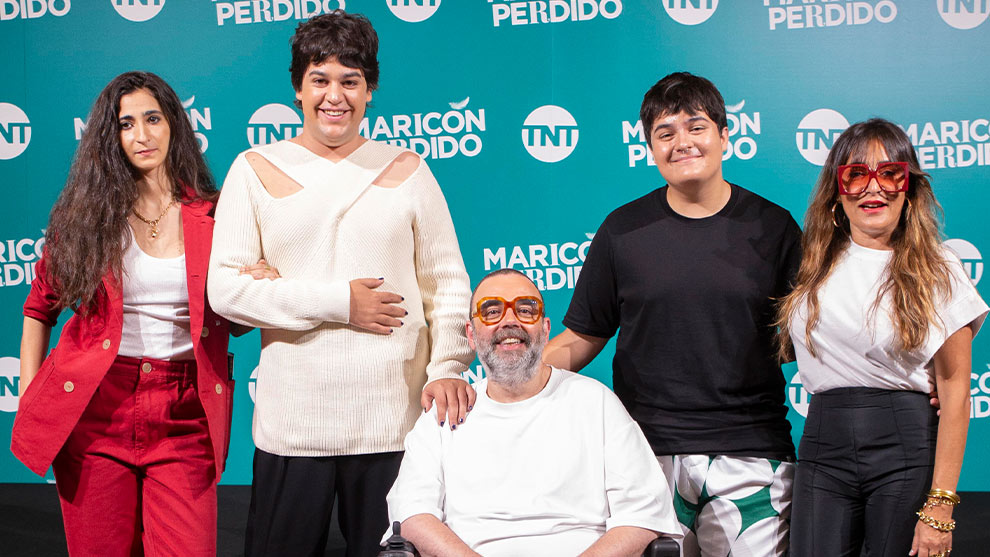 MARICÓN PERDIDO