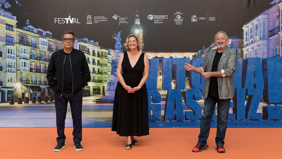 FESTVAL 2021 - Andreu Buenafuente, Ana Paléz y Karlos Arguiñano